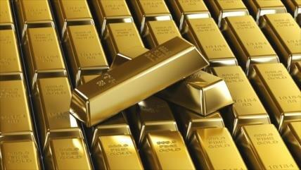 Precio del oro aumenta 1,4 % y bate récord de los últimos 6 años