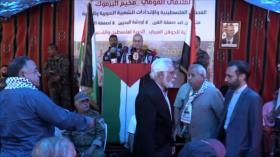 """Foro Nacionalista de Damasco rechaza el """"acuerdo del siglo"""""""