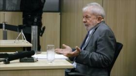 Supremo de Brasil rechaza petición de liberación Lula da Silva