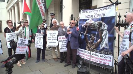 El Reino Unido arma a los regímenes criminales del mundo