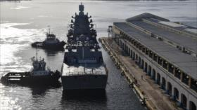 ¿Por qué un avanzado buque ruso de guerra atracó en Cuba?