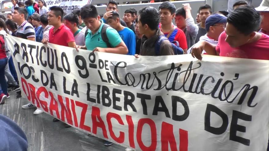 57 meses sin avances jurídicos sobre Ayotzinapa en México