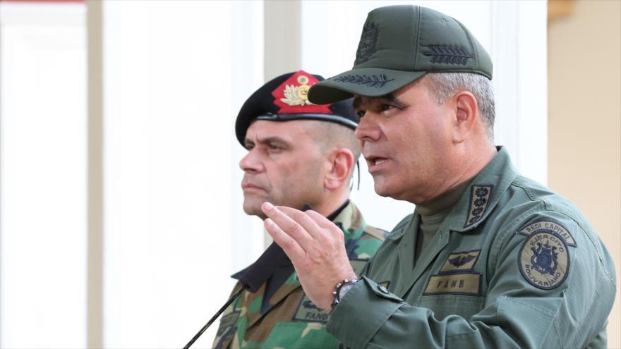 Venezuela a Duque: Pierde su tiempo intentando fragmentar la FANB