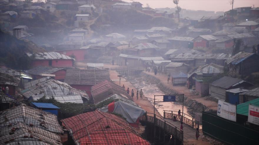 Fiscal de la CPI busca investigar crímenes de Myanmar contra Rohingya