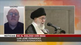 Fernández: Trump se equivoca si cree que doblegará a Irán