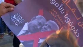 Discurso de Líder iraní. Sanciones de EEUU. Conferencia de Baréin