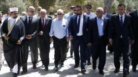 Visita de Piñera a Al-Aqsa con autoridades palestinas irrita a Israel