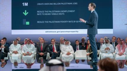 El 'acuerdo del siglo' no se materializó en Baréin