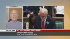 'Rechazo de Corbyn a Riad dificultará su camino en elecciones'