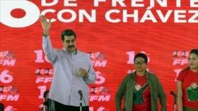 Maduro ensalza unidad de FANB, que fracasó plan golpista