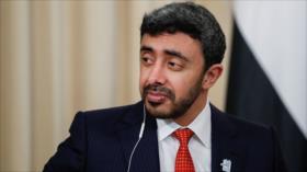 EAU admite que no hay pruebas contra Irán sobre ataque a buques