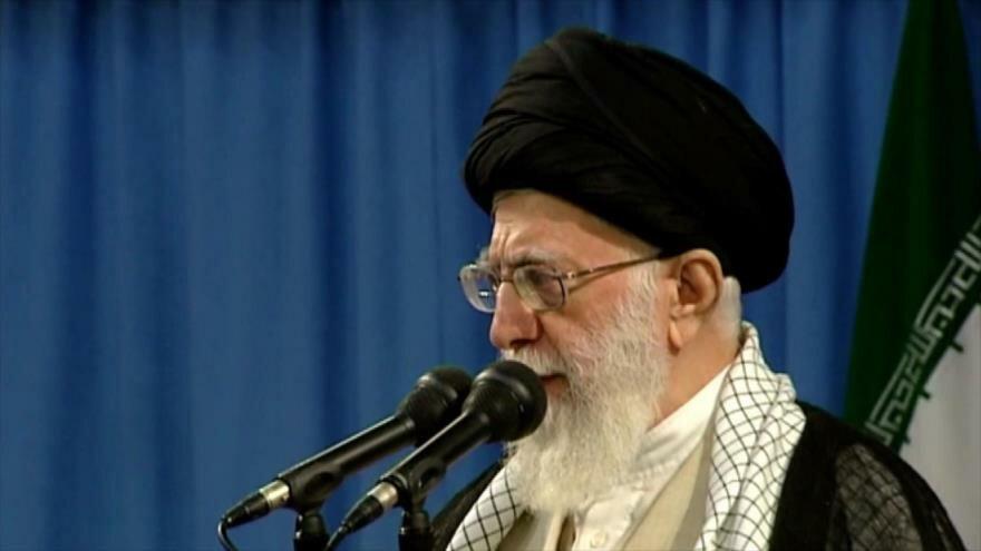 Discurso del Líder iraní. Acuerdo del siglo. Golpismo en Venezuela