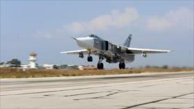 Rusia repele ataque con drones a su principal base aérea en Siria