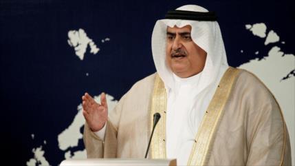"""Baréin dice que busca """"paz y mejores relaciones"""" con Israel"""