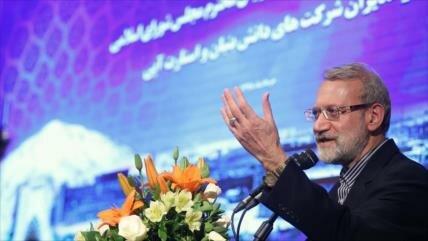 'EEUU recibirá respuesta más fuerte si viola fronteras de Irán'