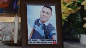 Joven de 17 años fue asesinado por represión policial en Honduras