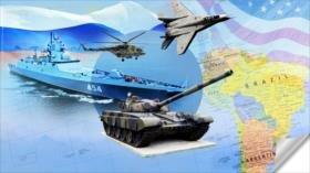 """Vídeo: Rusia, cada vez está más presente en el """"patio"""" de EEUU"""