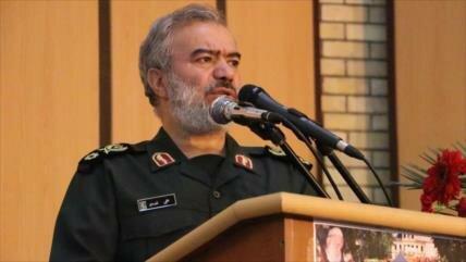 Militar persa: EEUU no se atreverá a disparar ni una bala a Irán