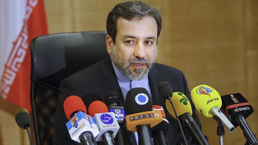 Irán a Europa: Nuestra 'paciencia estratégica' está agotada | HISPANTV