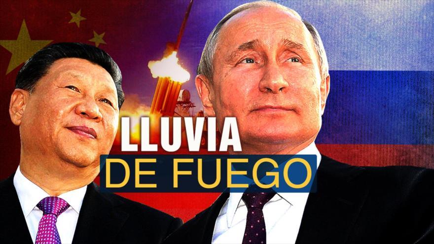 Detrás de la Razón: ¿Podrán China y Rusia vencer a EEUU y la amenaza de Trump de destruir Irán?