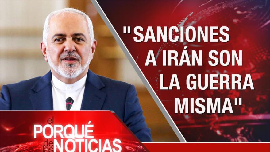 El Porqué de las Noticias: Tensión EEUU-Irán. Conferencia de Baréin. Migrantes sin puerto