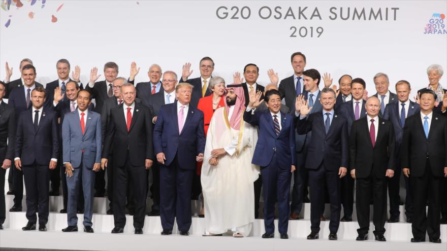 Arranca cumbre de G20 en medio de los roces económicos EEUU-China