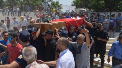 Irán condena el doble atentado terrorista de Túnez