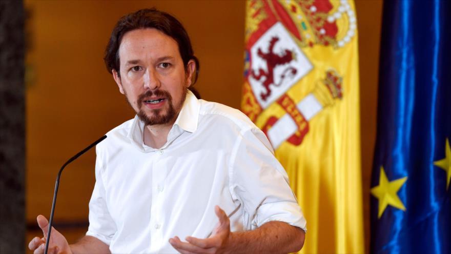 Iglesias a Sánchez: Convocar elecciones es una 'irresponsabilidad' | HISPANTV