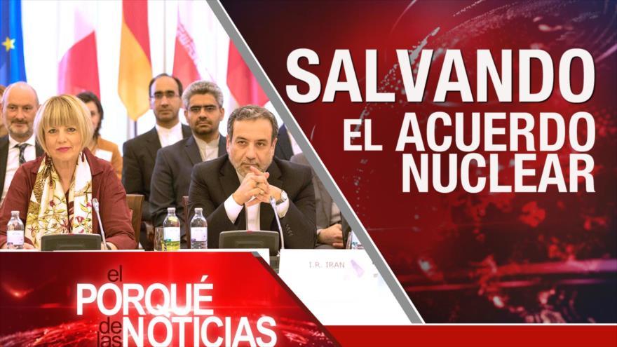 El Porqué de las Noticias: Futuro del acuerdo nuclear. Protesta en Yemen. Cumbre G20