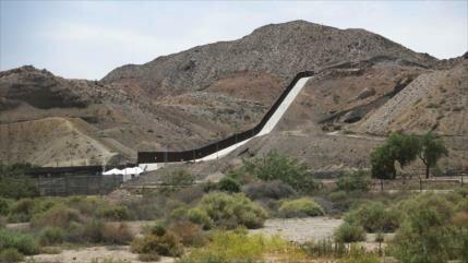 Juez de EEUU prohíbe a Trump usar millonarios fondos para su muro