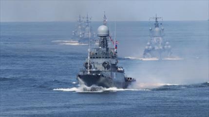 EEUU obliga a Chipre a bloquear los buques militares de Rusia
