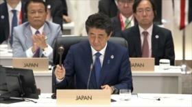G-20 se pronuncia por el libre comercio y el crecimiento económico