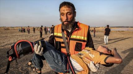 ONG denuncia: Londres vende armas a Israel para matar palestinos