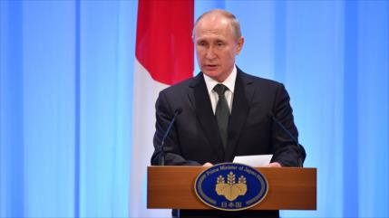 Putin insiste en acabar con feudos terroristas en Idlib, Siria