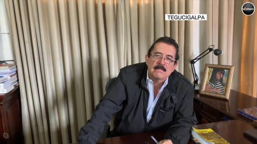 Zelaya: EEUU condenó el golpe en Honduras, tras haberlo apoyado | HISPANTV