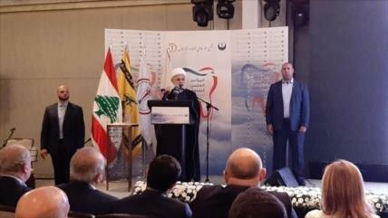 """Hezbolá señala fiasco de taller de Baréin para """"vender Palestina"""""""