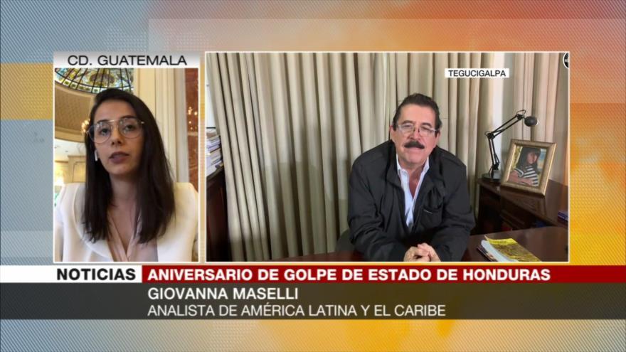 Maselli: Golpe contra Zelaya empeoró la situación en Honduras