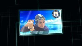 El Toque: Natación Irán, Líneas de Nazca, Calamar Gigante, Exposición Smile, Oso Andino