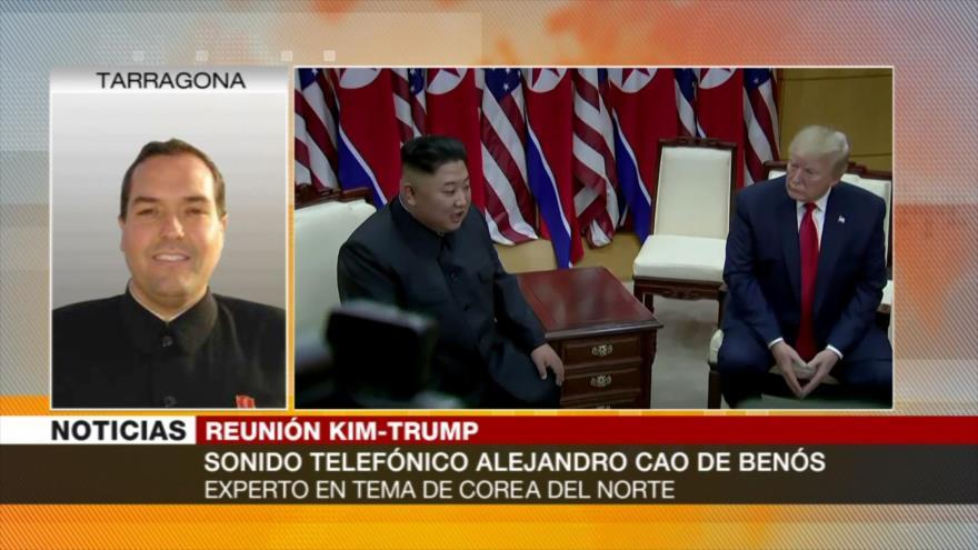 Cao de Benós: Nadie puede fiarse del imperialismo norteamericano