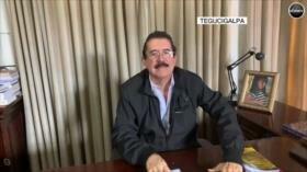 Zelaya habla del golpe de Estado en Honduras con HispanTV