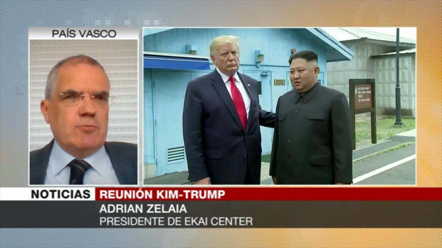 'Nuclearización, autodefensa de Pyongyang ante amenazas de EEUU'