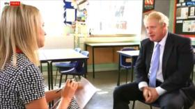 Johnson y Hunt están listos para un Brexit sin acuerdo