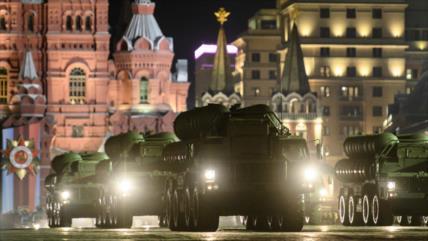 Rusia inicia la producción del sistema antiaéreoS-500