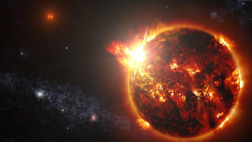 Captan movimientos de chorros de plasma en la superficie del Sol