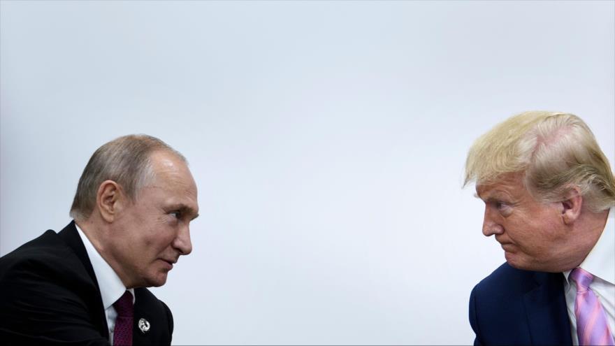 Pentágono: Rusia supera a EEUU en la carrera por influencia global | HISPANTV