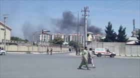 Ofensiva de Talibán dejó decenas de muertos en Kabul
