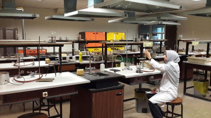 Irán ocupa primer puesto en publicaciones de química analítica | HISPANTV
