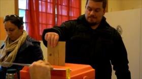 Se celebran elecciones internas en Uruguay