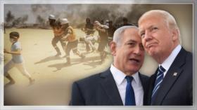 Vídeo: Resolver el conflicto palestino-israelí al estilo Trump