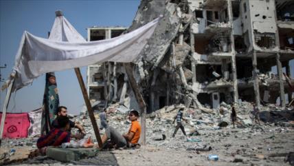 """UNRWA alerta que la situación en Gaza """"va de mal en peor"""""""